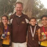 Serra Cross Country Medalist
