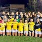 Serra Women's Soccer Alumni Games 2018