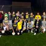 Men's Soccer Alumni Game 2018