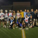 Men's Lacrosse Alumni Game 2018