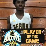 Alex Bell – Player of the Game – Battle at the Bay vs. Army Navy Academy