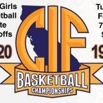 Serra Girls Basketball are in CIF State Playoffs