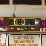 Serra Girls Basketball Win First Round State Game