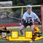 Serra B-LAX Earns Season Opening Victory in Double Overtime Thriller against El Capitan