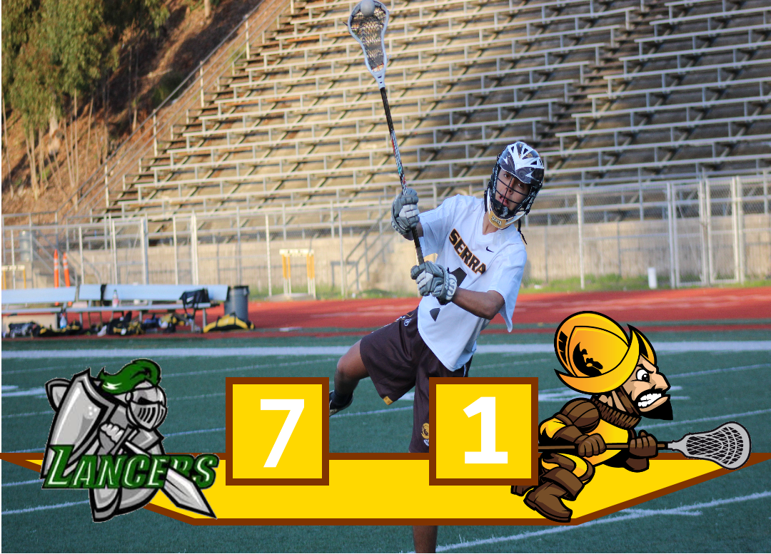 Boys Varsity Lacrosse falls to Hilltop 7 – 1 in First Road Loss