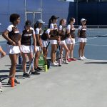 Serra Girls Tennis Begins The Season