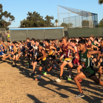 Serra Cross Country Off and Running
