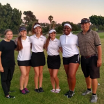 Serra Girls Golf Team