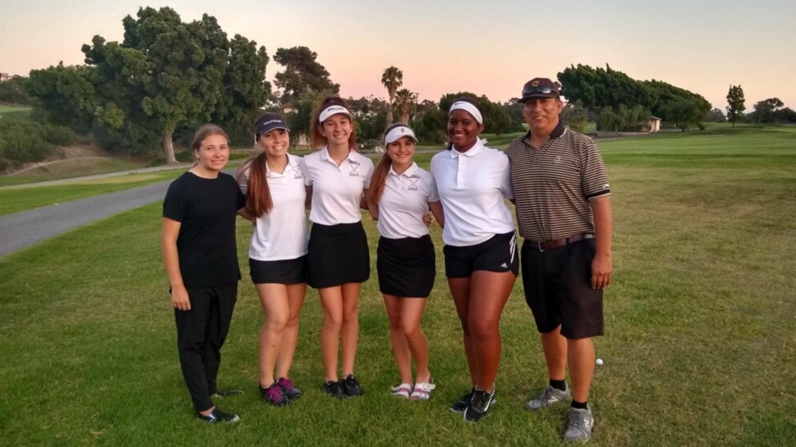 Serra Girls Golf