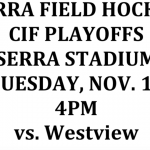 FIELD HOCKEY QUARTER FINALS