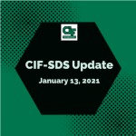 CIF Update January
