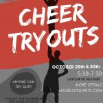 Winter Cheerleading Tryouts