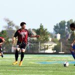 JV boys soccer vs Mukwonago