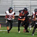 Freshman Football vs Muskego - 2017