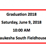 Senior Class / Graduation and End of Year Info