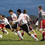 Varsity Boys Soccer vs Muskego