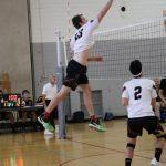 Boys Varsity Volleyball Highlights 2017