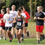 Boys X-Country at Sectionals pictures - 2017
