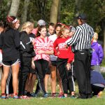 Girls X-Country at Sectionals pictures - 2017