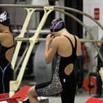 Girls Swim at Sectionals part 2