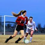 Varsity Girls Socer vs Janesville Parker