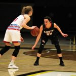 Sectional basketball game vs Arrowhead