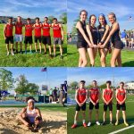 CONGRATS TO OUR STATEBOUND GIRLS and BOYS TRACK and FIELD ATHLETES!