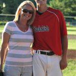 Parent night Varsity Baseball