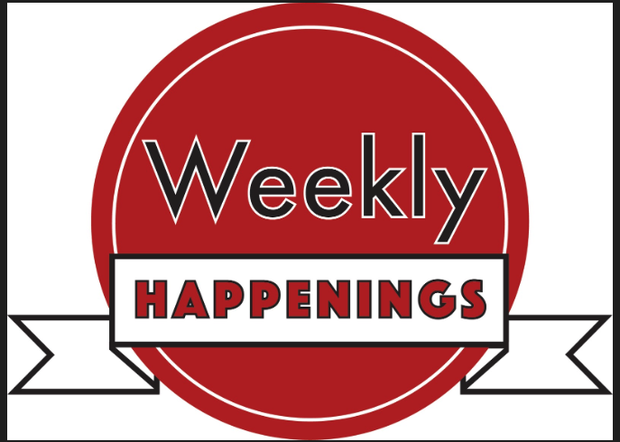 Weekly Athletic and Activities Happenings – Week of December 10th