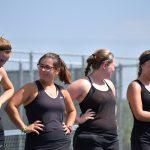 Girls Varsity Tennis vs West 08-23-18