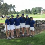 Girls Varsity Golf finishes 4th place at Invitational @ Sparta River Run Golf Course
