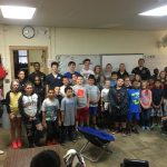 Boys and Girls Basketball-Blackshirts Basketball Gives Back (Day 1)