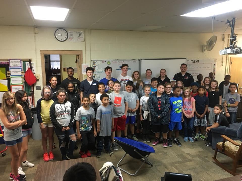 Boys and Girls Basketball-Blackshirts Basketball Gives Back (Day 1)