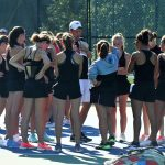 Varsity Girls Tennis vs S. Milwaukee