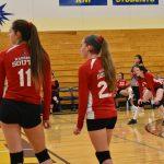 JV1 Girls Volleyball vs KM