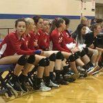 Girls JV1 Volleyball Oak Creek
