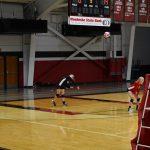 Girls JV1 Volleyball vs West
