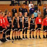 Varsity Girls Basketball at CMH