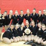 Dance Team Takes 1st in Pom