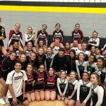 South Cheer Program Excels At The East Troy Competition