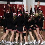 South JV Cheer