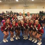 Outstanding Day for Waukesha South Cheerleading