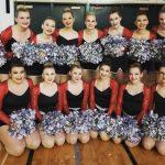 Dance team Regionals Sat