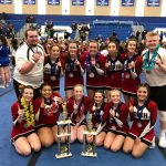 Continued Success for Waukesha South Cheer