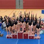 Waukesha Gymnasts Dominate in Middleton