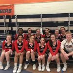 Busy weekend for Waukesha South Cheer