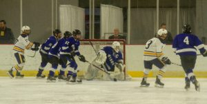 Hockey at State vs Wausua West