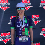 GTF – Ashley George Places 21st Team at USA National High School Triathlon Championships