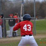 Baseball JV Red and Black VS North JV2 4-18-19