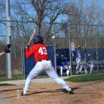 Baseball JV Win over CMH 5-3 on 4-23-19